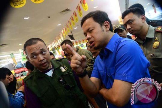Wali Kota Bogor tutup paksa swalayan tidak berizin