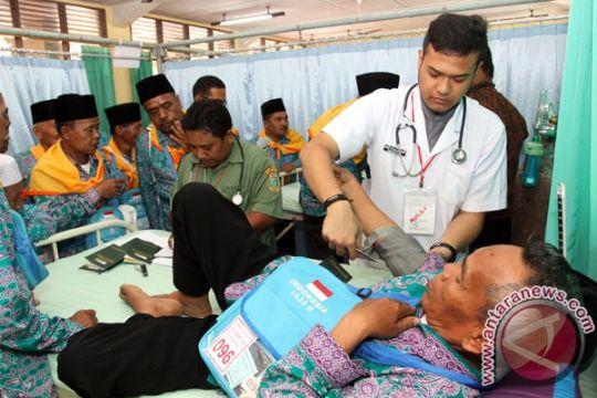 Tiga calon haji Sumut meninggal