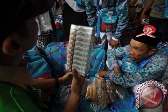 455 jamaah haji Lampung diberangkatkan