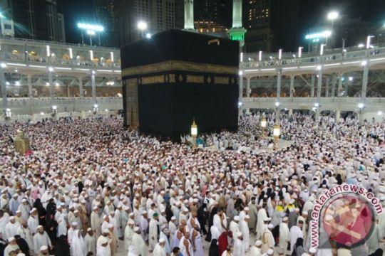 1,5 juta dari total 2 juta calon haji sudah berada di Saudi