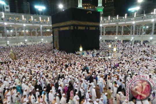 Haji Kalteng ada hilang dan wafat