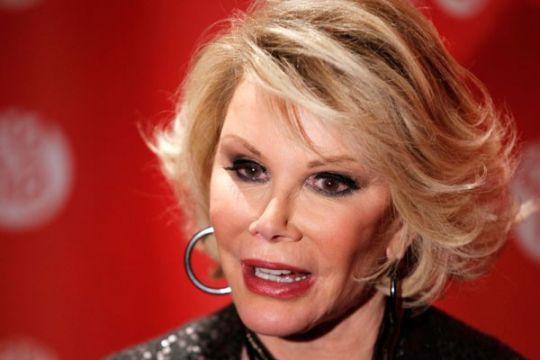 Penyebab kematian Joan Rivers akhirnya terungkap