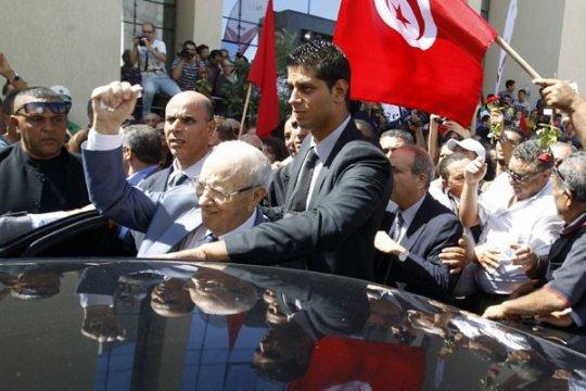 Pilpres Tunisia ditunda hingga 17 November