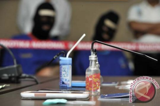 Setengah juta penduduk Jakarta pengguna narkoba
