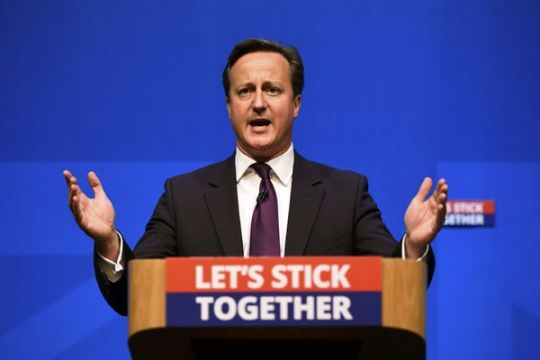 Buntut SwissLeaks, PM Inggris dicerca oposisi