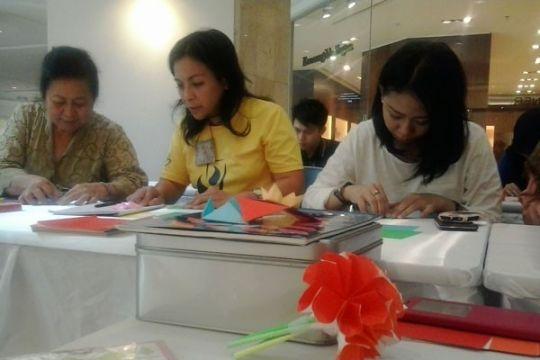 Origami banyak diminati di Jak-Japan Matsuri
