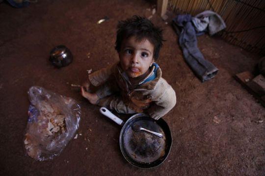 ISIS ganti kurikulum sekolah Suriah