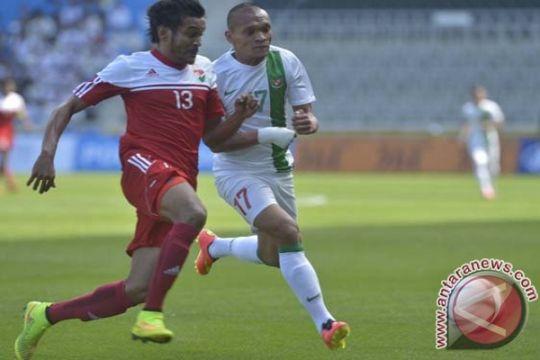 Ramdani bawa timnas unggul 1-0 atas Maladewa