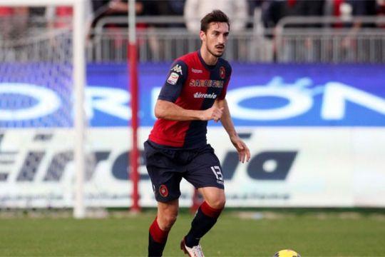 Davide Astori diduga alami serangan jantung