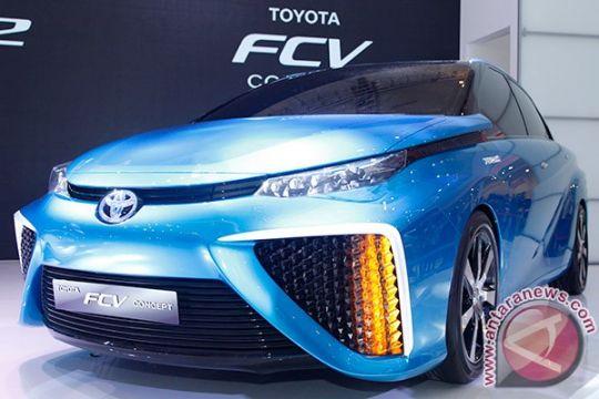 Teknologi ramah lingkungan dalam Toyota FCV