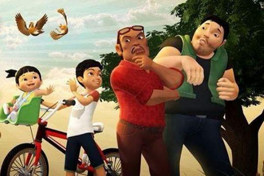 Asosiasi minta pemerintah wajibkan stasiun TV tayangkan animasi lokal