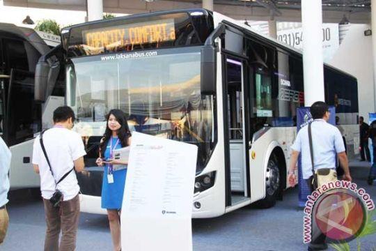 Bus Scania Aerobus hadir di Tanah Air