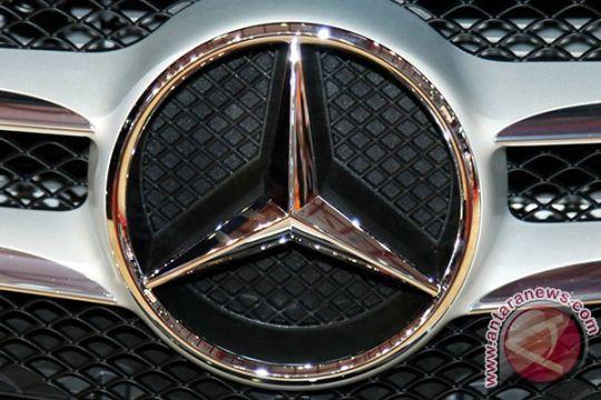 Mercedes luncurkan dua kendaraan hibrida di Frankfrut Motor Show