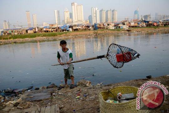 172 spesies ikan di DAS Ciliwung menghilang