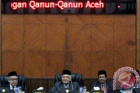 Dewan Perwakilan Rakyat Aceh perkokoh penerapan syariat Islam