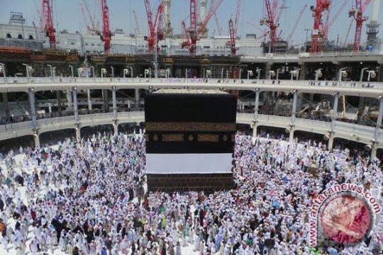 Calon jemaah haji perlu jaga hidrasi selama ibadah