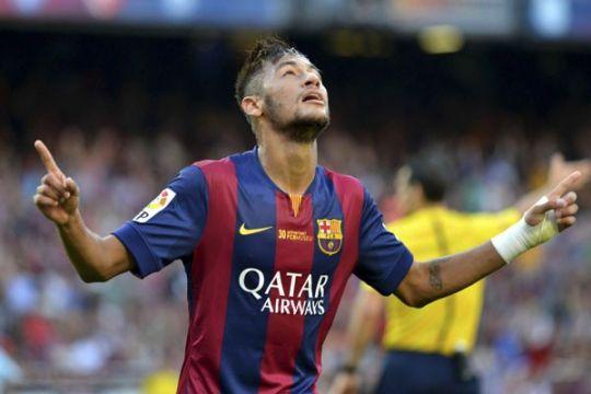 Neymar mengidolakan Robinho