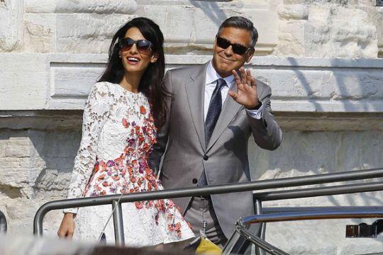 George & Amal Clooney tidak berniat tambah anak