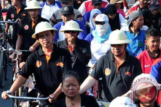 Jakarta menuju kota ramah sepeda