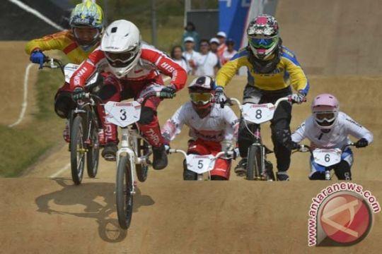350 pebalap ramaikan kompetisi BMX Internasional Banyuwangi