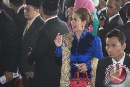 Faktor Jokowi alasan Venna Melinda pindah partai