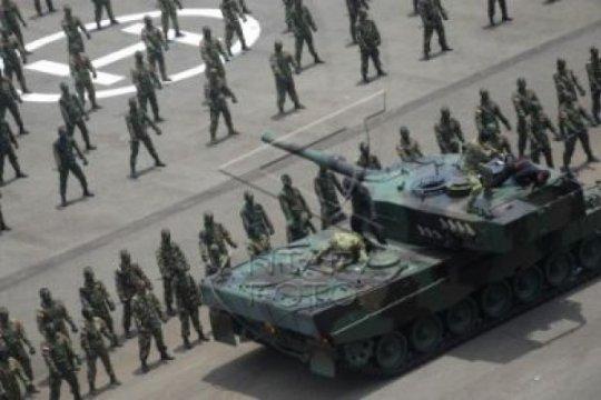 Penyebar video tank diburu, Kapendam Siliwangi: Itu tidak benar