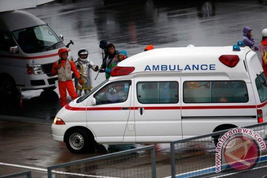 Pebalap F1 Jules Bianchi meninggal dunia di rumah sakit
