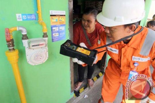 Pertagas bangun jaringan infrastruktur gas bumi di Cikarang
