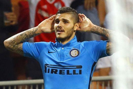 Inter kalahkan sembilan pemain Udinese 2-1