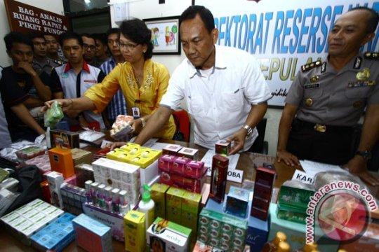 BPOM Kepri musnahkan obat senilai Rp4,7 miliar