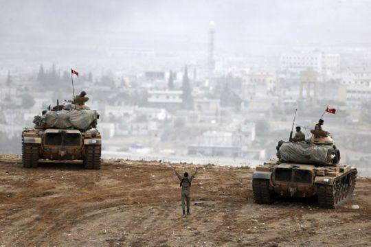 Presiden Erdogan: demi keutuhan wilayah Suriah, PYD/Ypg harus pergi