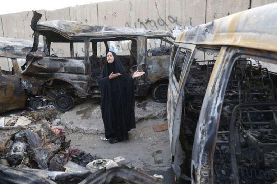 Irak harapkan dukungan Iran untuk perangi ISIS