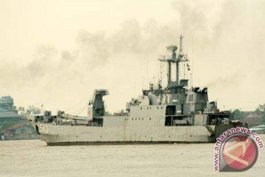 Koarmada I siagakan kapal perang amankan pemudik