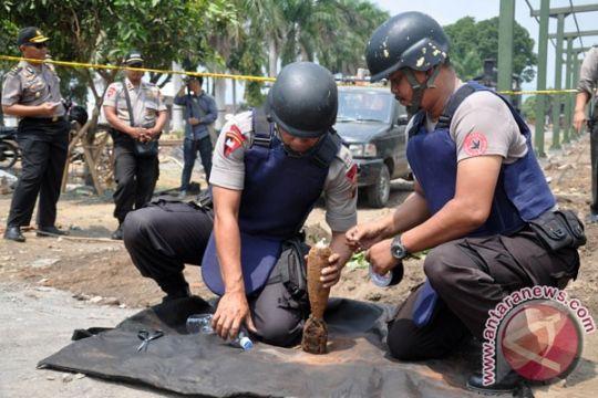 Polisi amankan 33 mortir di Tasikmalaya