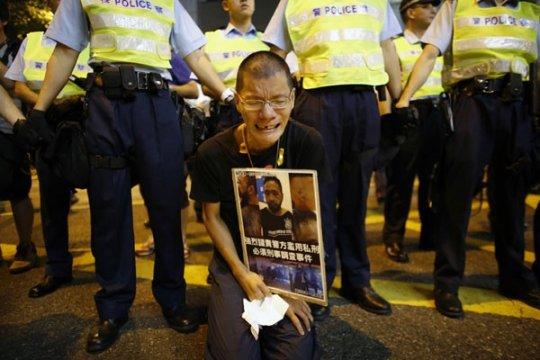 PBB desak Hong Kong segera berlakukan reformasi politik