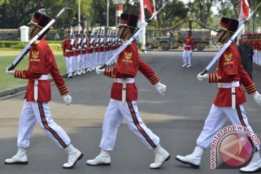 Kepolisian Indonesia seleksi personel ke Paspampres TNI