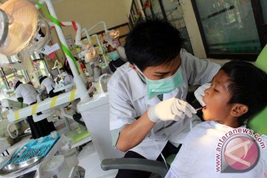 Sulawesi Utara sangat kekurangan dokter gigi