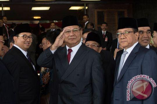 Prabowo ajak masyarakat kerja keras untuk negara