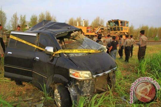 Polisi tewas tertabrak kereta Cirebon sudah dipulangkan