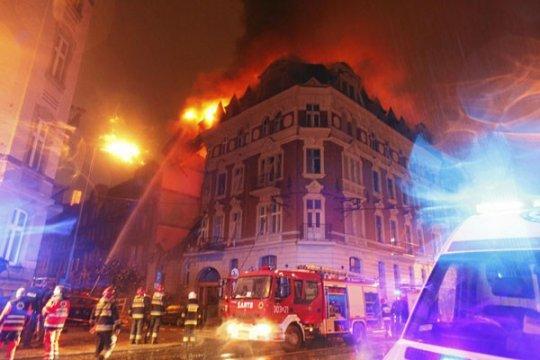 Kebakaran rumah susun di Swiss tewaskan enam, termasuk anak-anak