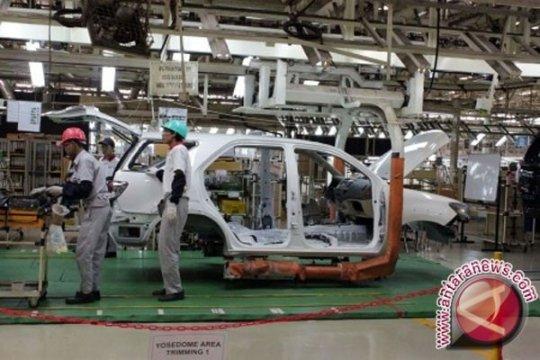 Survei: Sektor manufaktur AS tumbuh moderat pada April