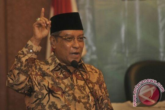 Ketua Umum PBNU tegaskan dukungan untuk Cak Imin