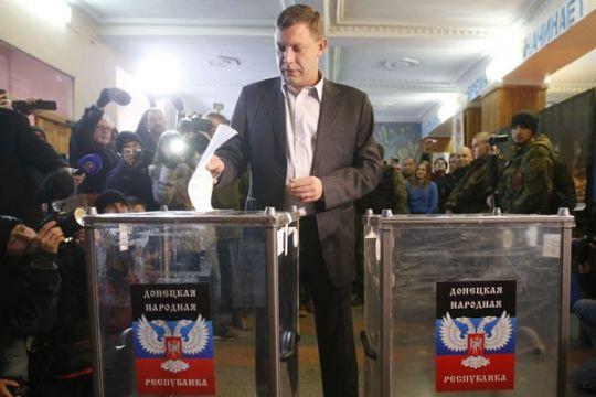 Dubes Rusia: Uni Eropa harus akui pemilu Donetsk dan Luhansk