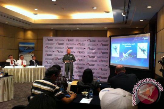 Pesawat tempur Eurofighter Typhoon akan hadir di Indonesia