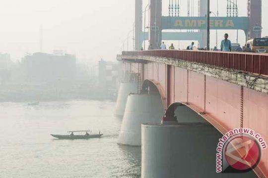 Pemerintah anggarkan Rp17,7 miliar untuk rehabilitasi Jembatan Ampera