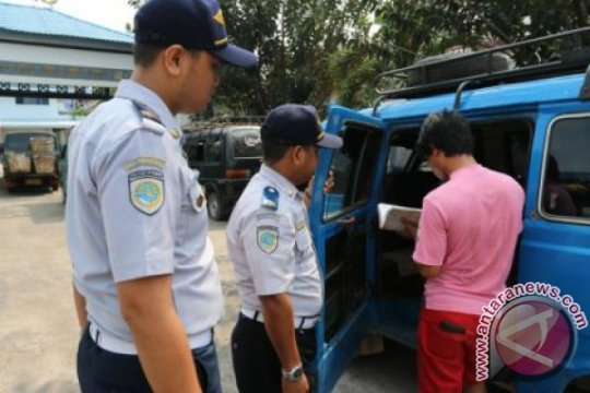 Forum LLAJ Singkawang razia pengendara gunakan narkoba