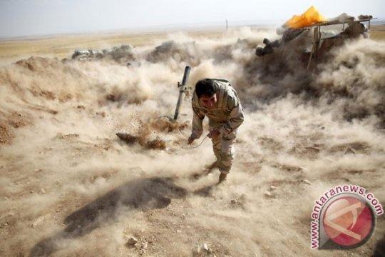 Tiga roket hantam pangkalan AS di Irak
