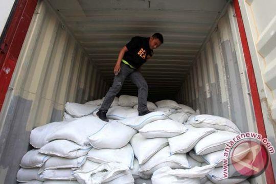 Nilai 37 kontainer ilegal capai Rp1 miliar
