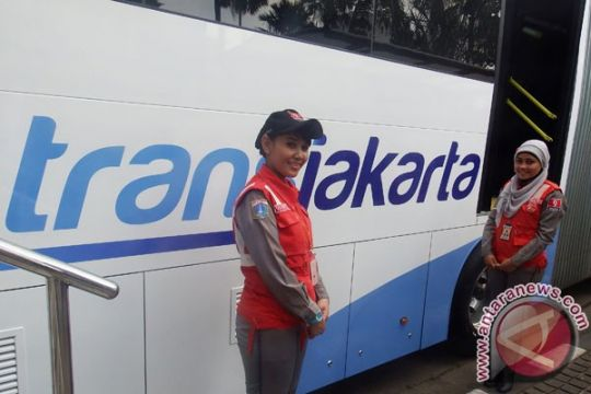 DKI uji coba trayek Transjakarta menuju Bekasi