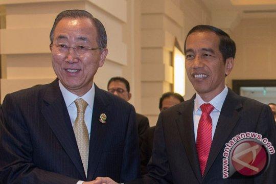 Jokowi paparkan perhatian Indonesia dalam KTT ASEAN-PBB